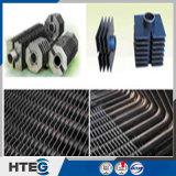 Ahorrador modificado para requisitos particulares certificado del tubo aletado de la ISO H para la caldera de la central eléctrica