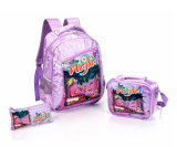 子供のクーラーの昼食袋Pinic袋のクーラー袋(BSH20560)