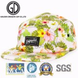 Les chapeaux 2017 faits sur commande de Snapback de campeur d'insigne de broderie de Hip Hop vendent des chapeaux en gros