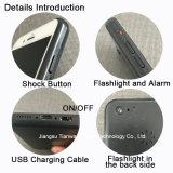 Le fumier 6s d'iPhone de Taser d'autodéfense avec la torche stupéfient des canons