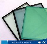 Vetro di finestra Tempered colorato del galleggiante della radura di vetro modellato