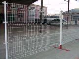 Maglia rivestita del filo di acciaio del PVC che recinta con 20 anni di fabbrica di esperienza (XMM-WM7)