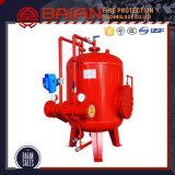 50/100/150/200ガロンの水平および縦の泡のぼうこうタンク