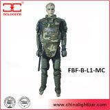 Anti-Riot uniforme para la policía y militares (FBF-B-L1-MC)