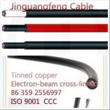 Сделано в Jinguangfeng залуживал медный кабель PV солнечный