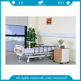 AG-Bmy001 Ce ISO tres funciones Médica cama ajustable Manual