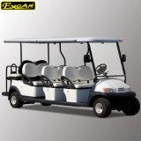 Heißer Verkauf billig 8 Passagier-elektrische Golf-Karre