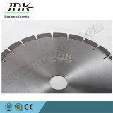 Jdk Flat Diamond Saw Blade para corte de granito
