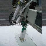 機械に膨脹可能で継ぎ目が無いシーリング機械をする使用された熱気PVCテープふち飾りの付加機械テント