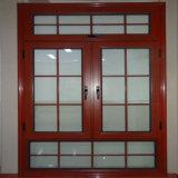 Griglie della finestra di alluminio delle Filippine e della finestra di vetro del portello