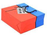 호화스러운 도매 Foldable 서류상 재사용할 수 있는 부대를 주문 설계하십시오