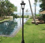 Luz solar del jardín de la alta calidad IP67 con el shell impermeable