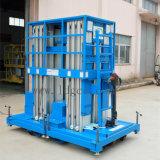 plataforma hidráulica de aluminio de la elevación del trabajo aéreo 16meters (GTWY16-4200S)