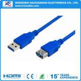 USB3.0 Am para AF Cabo de extensão USB