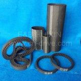 Cinghia di sincronizzazione di gomma industriale/cinghie sincrone 384 390 399 420 435-3m