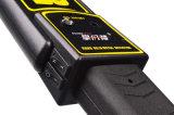 Metal detector tenuto in mano portatile per controllo di obbligazione di accesso