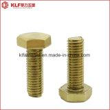 Parafuso Hexagon Brass (DIN933 DIN931)