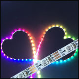 30 indicatore luminoso di striscia del pixel Ws2812 CI LED del LED