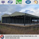 Prefabricated 가벼운 강철 구조물 대피소