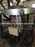 Two Layers Co-Extrusion Blown Film Machine com anel de vento