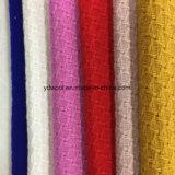 Braided ткань готовое Greige шерстей