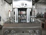 Machine de presse de tablette de cube en assaisonnement, machine rotatoire de presse de tablette