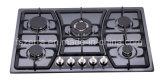 Fornello di gas incorporato del ghisa degli apparecchi di cucina Jzs75001b