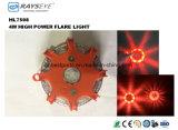 4W Licht van de Veiligheid van de Gloed van de Waarschuwing van de hoge Macht het Lichte