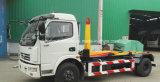 8 tonnes de Dongfeng 6 de vente chaude de roues bras de 8 T tombent le camion d'ordures