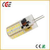 Haute qualité SMD 3014 G4 LED lumière maïs Ampoules LED Ampoules LED Lampes LED