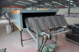 機械を中国製形作るロールを作る石造りの上塗を施してある屋根瓦