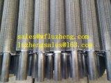 La chaleur à ailettes d'air de tuyauterie avec les ailettes en aluminium ou les ailettes soudées