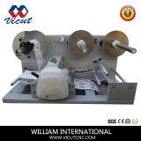 Автоматический выбор рулона материала клейкой этикетки вращающийся нож (штампов VCT-LCR)