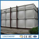 Réservoir de traitement des eaux de GRP employé couramment dans l'industrie
