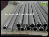 De Zeef van het Netwerk van de Draad van het roestvrij staal voor de Filter van de Patroon van het Water/olie/van het Gas