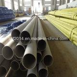 Tubulação sem emenda de aço inoxidável de ASTM como por A312 (TP304L, TP310S, TP316L)