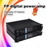 Amplificador audio de la potencia grande del profesional Fp10000q 4X1300W
