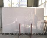 Белый мрамор/китайская мраморный плитка, сляб