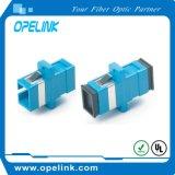 Adaptador de fibra ótica SC Simplex