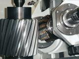 Boîte de vitesse conique contra-rotative de plastique de vis de SZL 65 double