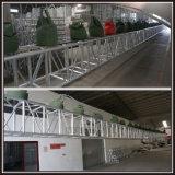Structure de bâti d'armature de cadre léger de broche d'alliage d'aluminium