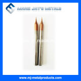 Buena calidad y carburo de tungsteno de la alta precisión Endmills