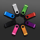 Personalizar insignia libre del USB 2.0 Flash Drive, Multicolors