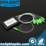 Sc APC 연결관을%s 가진 1*8 아BS 모듈 PLC 쪼개는 도구 0.9mm