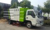 Foton 6 rijdt Vegende Machine 3cbm de Vrachtwagen van de Straatveger