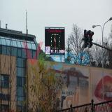 Экран дисплея P10 напольный рекламировать СИД полного цвета
