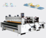 Barniz UV Máquina y máquina de producción de PVC