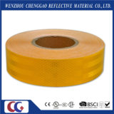 Fluorescente de alta visibilidad color amarillo limón cinta reflectante para el bus (CG5700-DE)