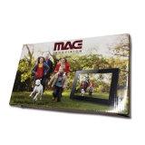 Impreso a todo color de la tarjeta personalizada profesional caja de embalaje de papel