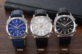 Многофункциональный большой набор бизнес-мужские наручные часы световой цифровой